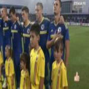 Romania U21 [2]-0 Bosnia and Herzegovina U21 - Ianis Hagi 71'