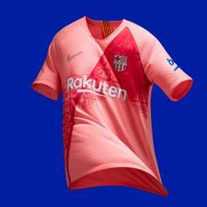 Barcelona's 18/19 third kit reveal