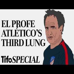 TIFO: Óscar Ortega | Atletico's Elite Fitness Coach