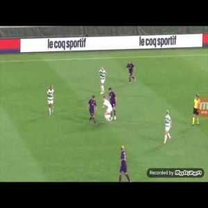 Great Goal by Ilaria Mauro of Fiorentina Women's vs Fortuna Hjorring in the Women's Champions League