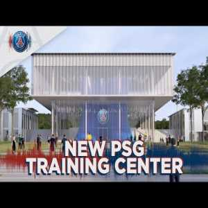 PSG announces plans for a new multi-purpose Training Center