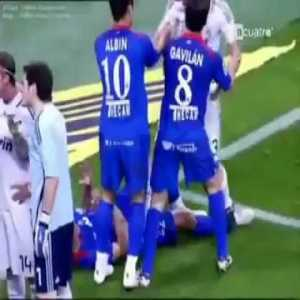 Throwback to Pepe absolutely loosing it against Getafe in 2009. One of the most violent moments in top division football this last decade.
