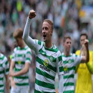 Celtic striker Leigh Griffiths has committed his future to the club on a new four-year deal running until the summer of 2022.