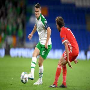 Everton boss Marco Silva says Seamus Coleman will miss the next two weeks after stress fracture in his foot during the Republic of Ireland's clash with Wales.
