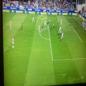 SD Huesca 0 - [1] Rayo Vallecano : Imbula
