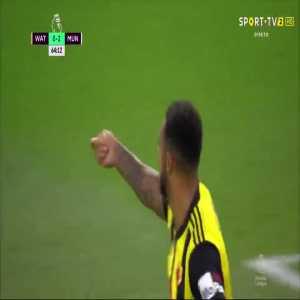 A. Gray goal (Watford [1]-2 Man Utd) 64'