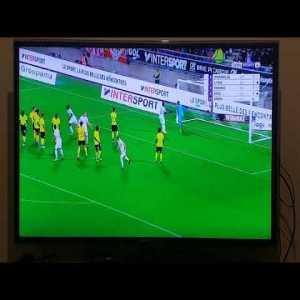 Amiens [2]-3 Lille - Saman Ghoddos free kick 90'