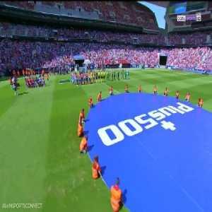 Atletico Madrid vs Eibar - Highlights & Goals - Espagne : Liga BBVA