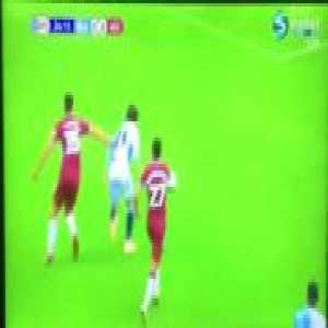 Bradley Dack (Blackburn Rovers) nice turn + nutmeg vs. Aston Villa
