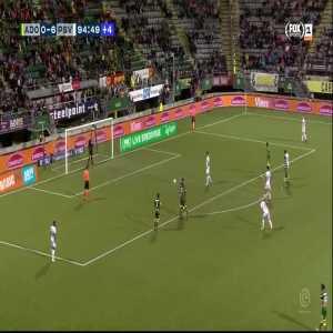 G. Pereiro (Penalty) goal (ADO 0-[7] PSV) 95'