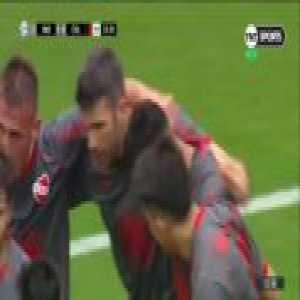 Independiente [1]-0 Colón - Emmanuel Gigliotti 32'