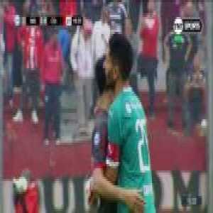 Independiente [2]-0 Colón - Silvio Romero 86'