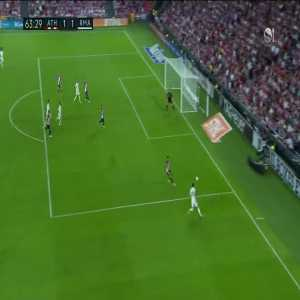 Isco goal (Athletic Club 1-[1] Real Madrid) 63'