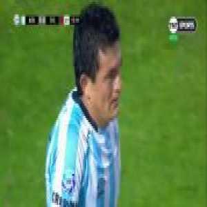 """Luis """"Pulga"""" Rodriguez chip goal - Atletico Tucuman 3-0 Tigre"""