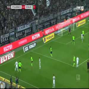 P. Herrmann goal (M'gladbach [2]-0 Schalke 04) 76'