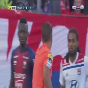 P. Oniangué goal (Caen [2]-1 Lyon) 73'