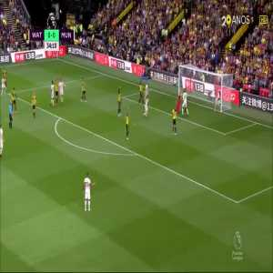 R. Lukaku goal (Watford 0-[1] Man Utd) 34'