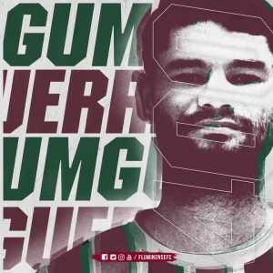 Gum makes his four hundredth appearance for Fluminense today