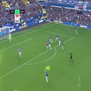 M. Arnautović goal (Everton 1-[3] West Ham) 60'
