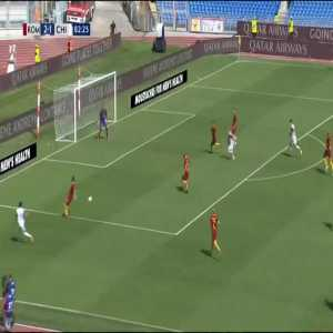 Roma 2-[2] Chievo - Stepinski 83'
