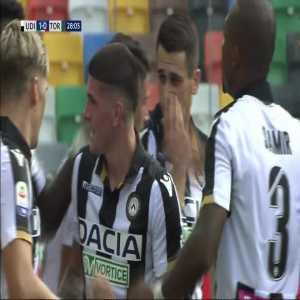Udinese 1-0 Torino: Rodrigo De Paul