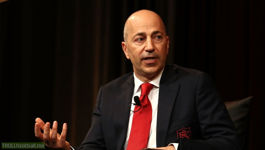 Arsenal Chief Executive Ivan Gazidis has left Arsenal to join AC Milan.