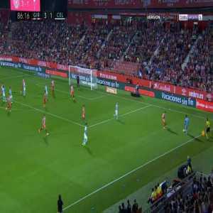 Girona 3-[2] Celta Vigo - Sofiane Boufal 87'