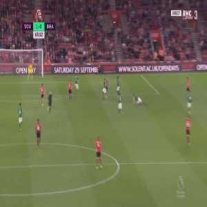 Southampton 2-0 Brighton - Danny Ings penalty 65' (+ call)