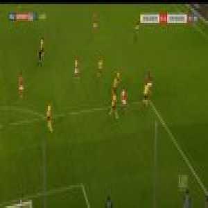 Dresden 0-1 Hamburg - Hee-Chan Hwang 67'