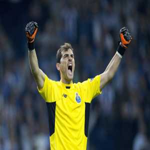 Iker Casillas will become the first player in the Champions League history to play in 20 different seasons.
