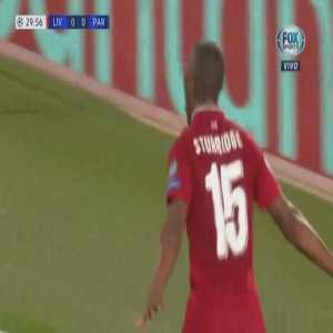 Liverpool 1-0 PSG - Daniel Sturridge 30'