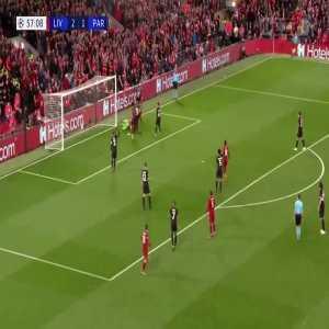 Salah disallowed goal