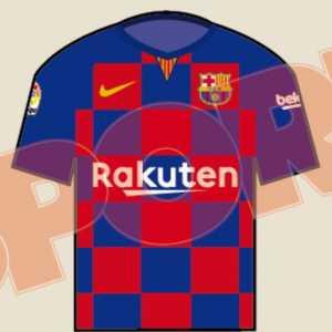 SPORT: Barcelona will have Croatia styled checkered kits for the 2019-2020 season