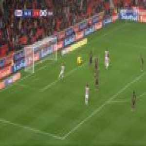 Stoke 1-0 Swansea - Joe Allen 57'