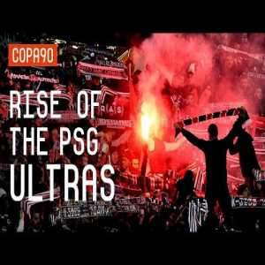 Supporters Not Criminals! The Rise Of The PSG Ultras - COPA90