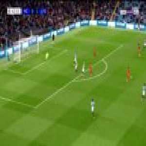 Manchester City 0-2 Lyon (43' Fekir)