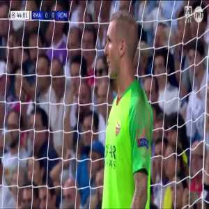 Real Madrid 1-0 Roma - Isco 45'
