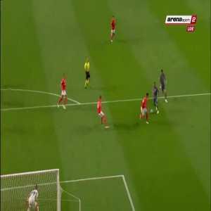 Renato Sanches goal (Benfica 0-[2] Bayern München) 54'