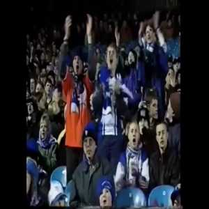 Throwback classic from 1996! Orlando Trustfull & Benito Carbone for Sheffield Wednesday vs Nottingham Forest - amazing turn by Mark Pembridge for 2nd goal