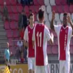 [UEFA Youth League] Ajax 1-0 AEK Athens - Nicolas Kühn 6'
