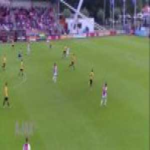 [UEFA Youth League] Ajax 5-0 AEK Athens - Serginho Dest 67'