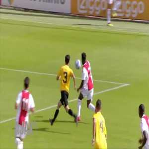 [UEFA Youth League] Ajax - AEK [2] - 0 - Ché Nunnely