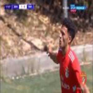 [UEFA Youth League] Benfica 2-0 Bayern - Gonçalo Ramos 18'