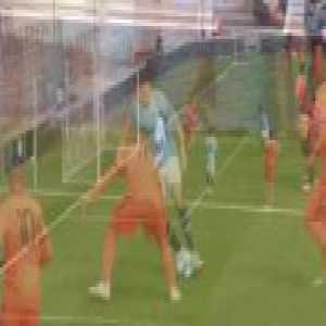 [UEFA Youth League] Man City [1]-2 Lyon - Felix Nmecha 58'