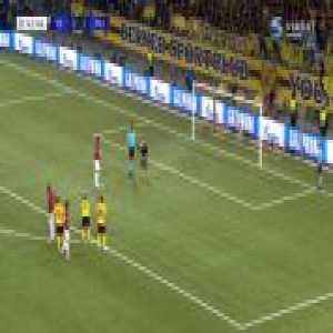 Young Boys 0-2 Man Utd: Pogba PK + Call