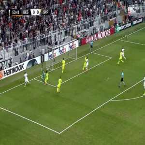Besiktas 1-0 Sarpsborg 08 - Ryan Babel 51'