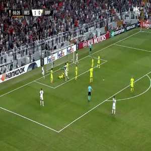 Besiktas 2-0 Sarpsborg 08 - Enzo Roco 69'