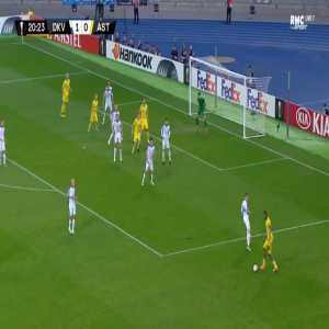 Dynamo Kiev 1-[1] FC Astana - Marin Anicic 21'