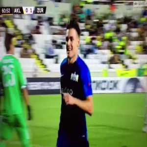 Fantastic celebration in Europe League