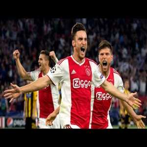 Highlights Ajax - AEK Athene